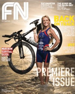 Fit Nation 2013 Cover