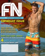 Fit Nation Magazine July 2014 Cover