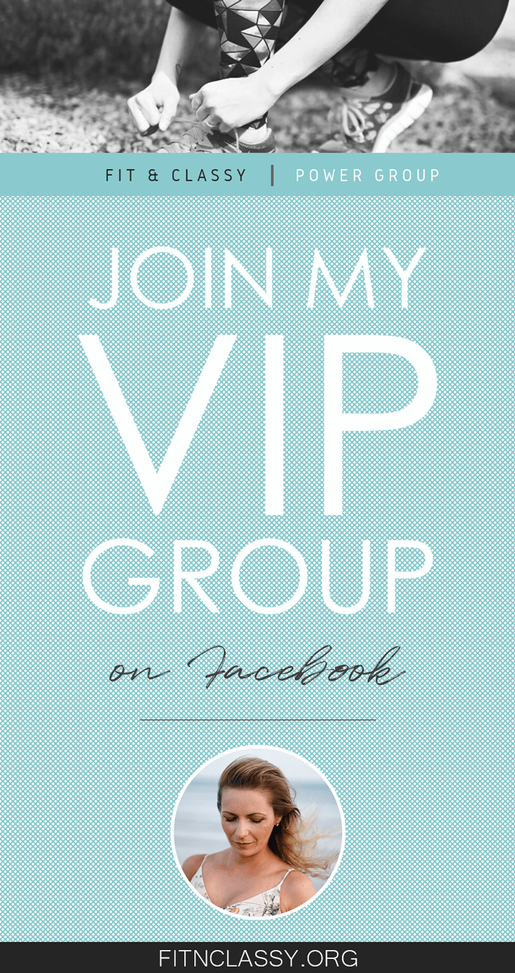 Join My VIP Facebook Group