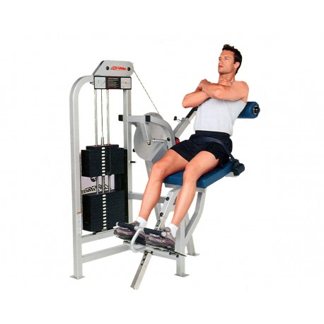 Life Fitness Pro 1 Lower Back Machine De Musculation De