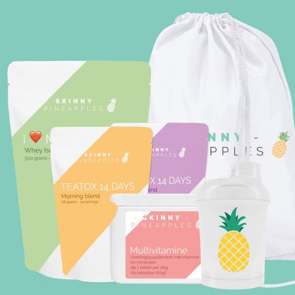 The Pineapple Package