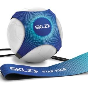 SKLS Star Kick Solo Voetbaltrainer - Blauw