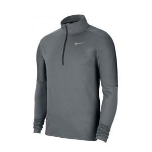 Nike NIKE DRI-FIT MENS 1/2-ZIP RUNNING heren hardloopshirt lange mouwen