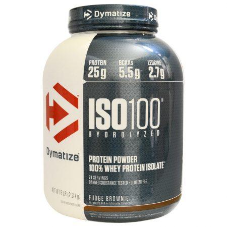 بروتين ايسو 100 - 5 باوند
