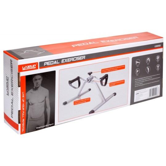 جهاز تمارين رياضي مع دواسات صغيرة