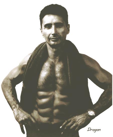 Dragan Radovic- Fitness4x4 Founder