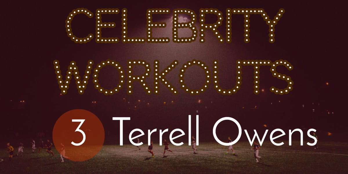 terrell owens workout