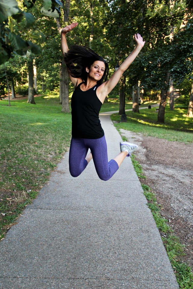 Ali's Pictures - Jumping