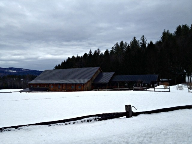 Perfect Vermont: Riverside Farm