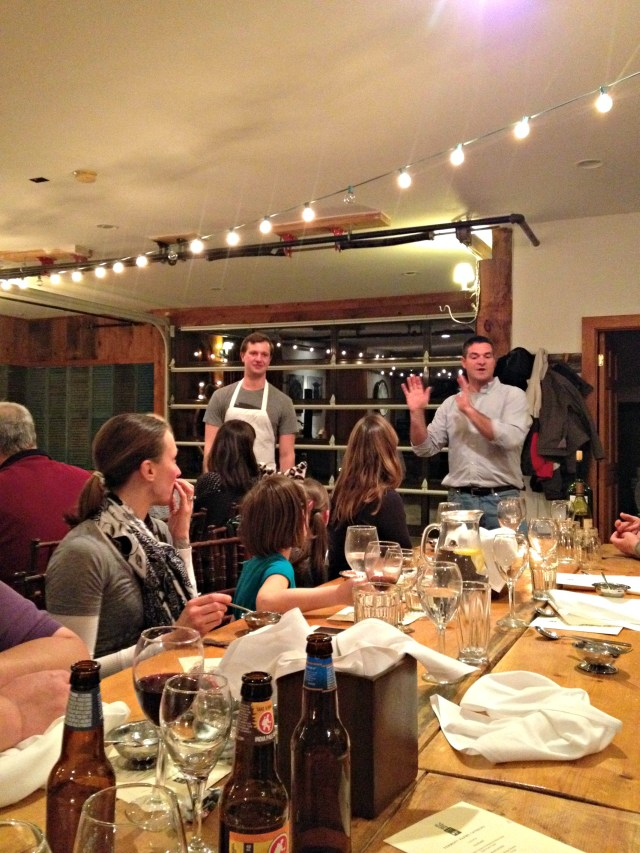 Perfect Vermont: Dinner