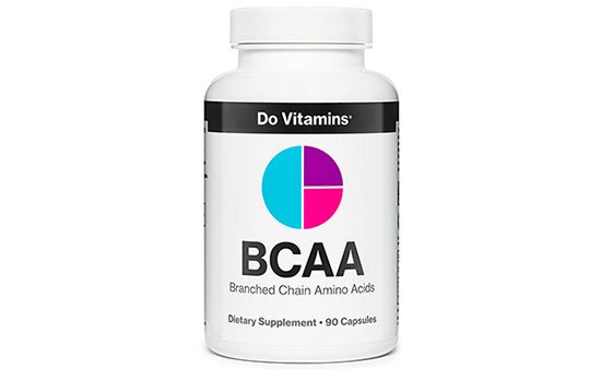 BCAA Capsule Protein Pills