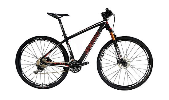 BEIUO Carbon Fiber Mountain Bike