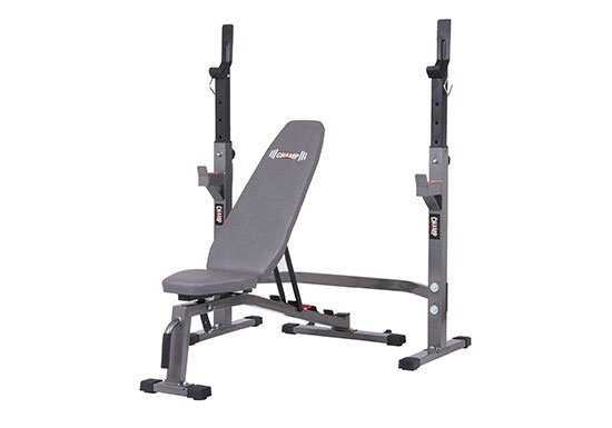 Body Champ Olympic Weight Bench: An All-Purpose Machine