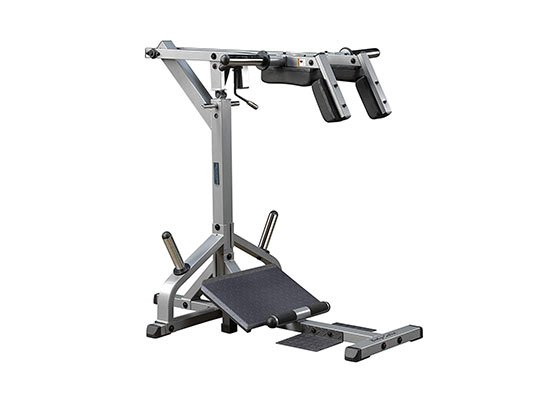 Body Solid Leverage Squat Calf Machine