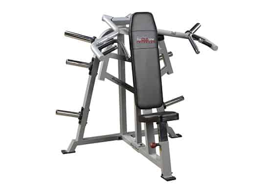 Body Solid Shoulder Press Machine