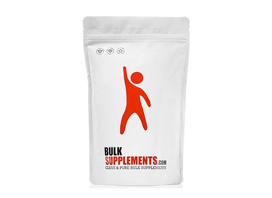 Bulk supplement BCAA