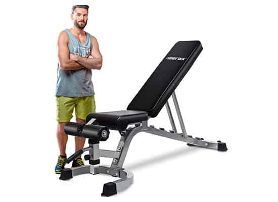Merax Deluxe Weight Bench