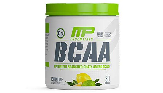 Muscle Pharm BCAA Powder For Men