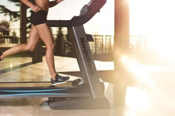 NordicTrack Commercial 1750 Treadmill For Weight Loss