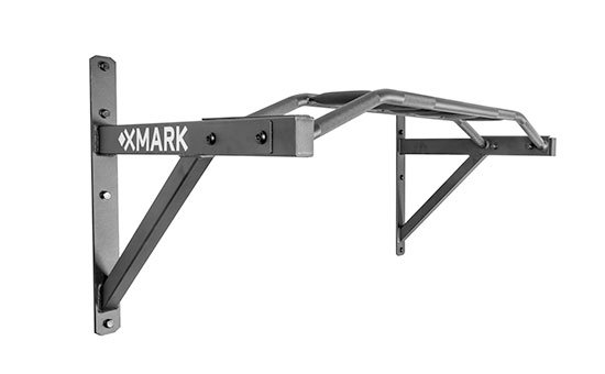 XMark Wall Mounted Pull Up Bar