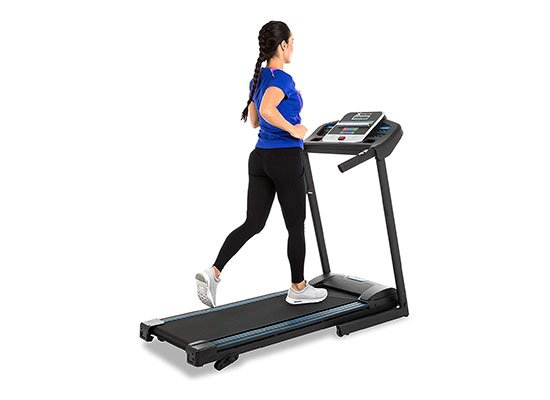 Xterra Foldable Treadmill Folding Treadmill