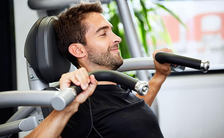 Benefits of Shoulder Press Machine