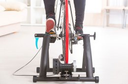 Indoor Bike Trainer For Fitness