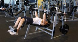 Have a Perfect Chest Workout with the Decline Bench Press