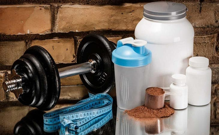 Muscle-Building Supplements For Fitness