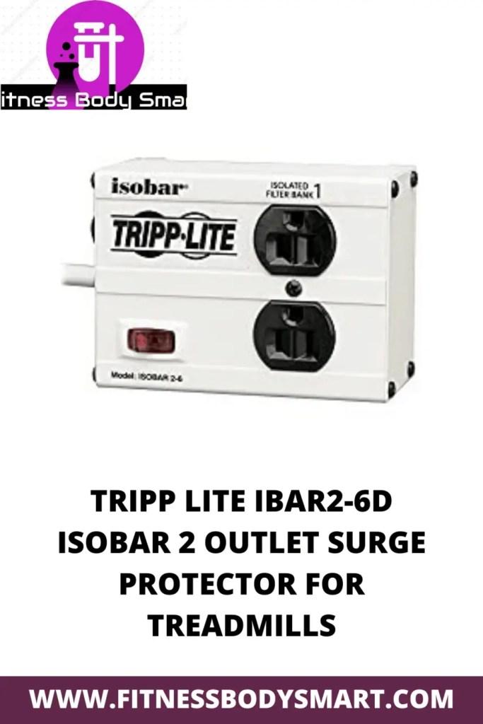 surge protectors for treadmills