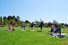 family yoga park