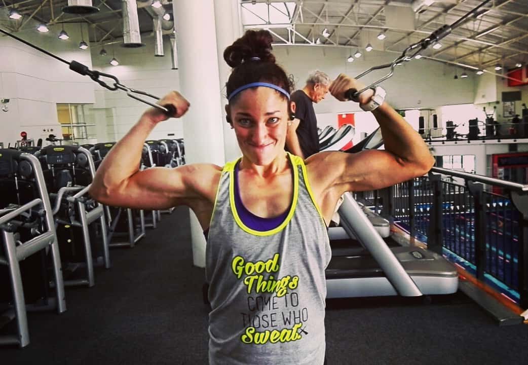 Fitness Chat with Shadine Nortje
