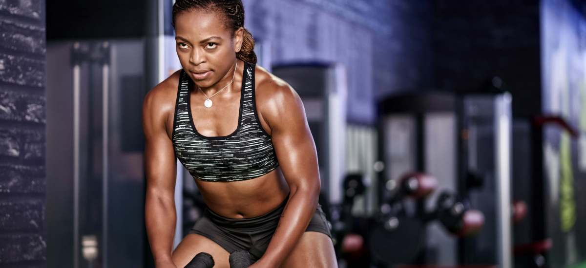 Fitness Chat with Faith Aviwe Majodina