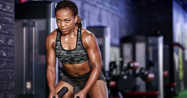 Fitness Chat with Faith Aviwe Majodina