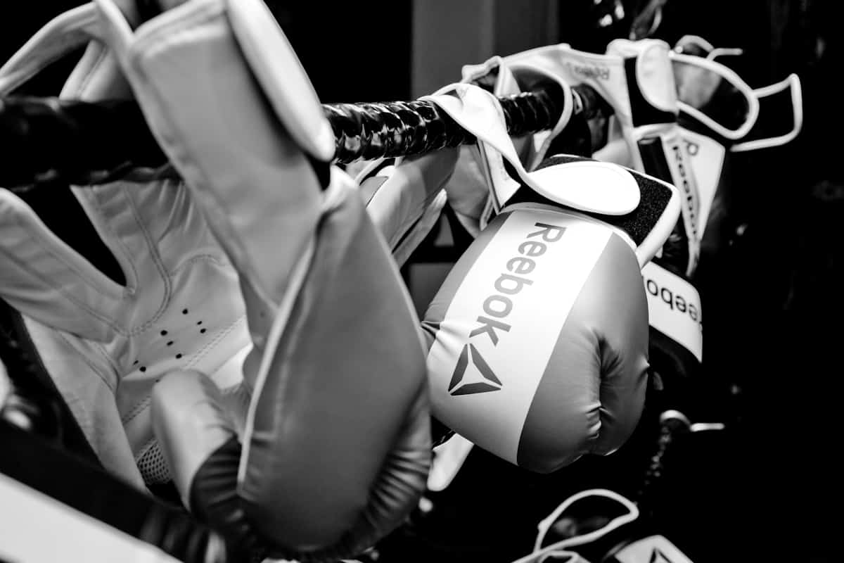 Self-defence: Reebok's Pretty Lethal Class at the Centurion Fight Club
