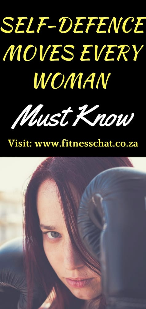 self defence techniques for women