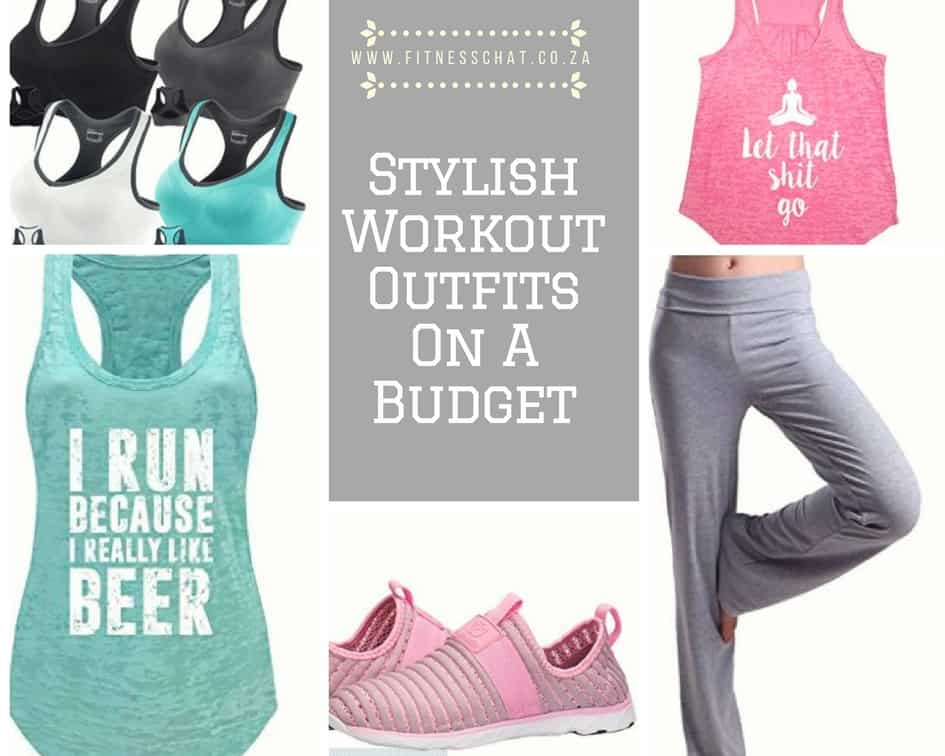 Stylish Workout Outfits On A Budget- 2018 Fitness Favourites