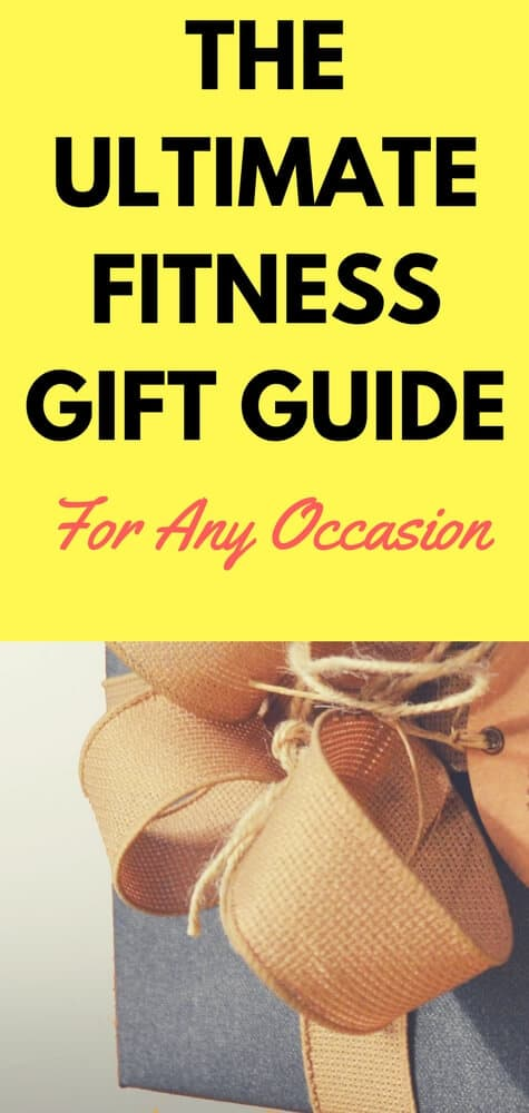 Check out this ultimate Fitness Gift Guide for men and women! Not just any gifts but fitness gifts for runners, gym bunnies, iron maidens, power-lifters, fitness bros, fitness newbies.This list of the 12 best fitness gifts for every and any occasion is unique because it pulls fitness gift ideas for best headphones for running or lifting, and the best workout shoes for both men and women including cross-training shoes.