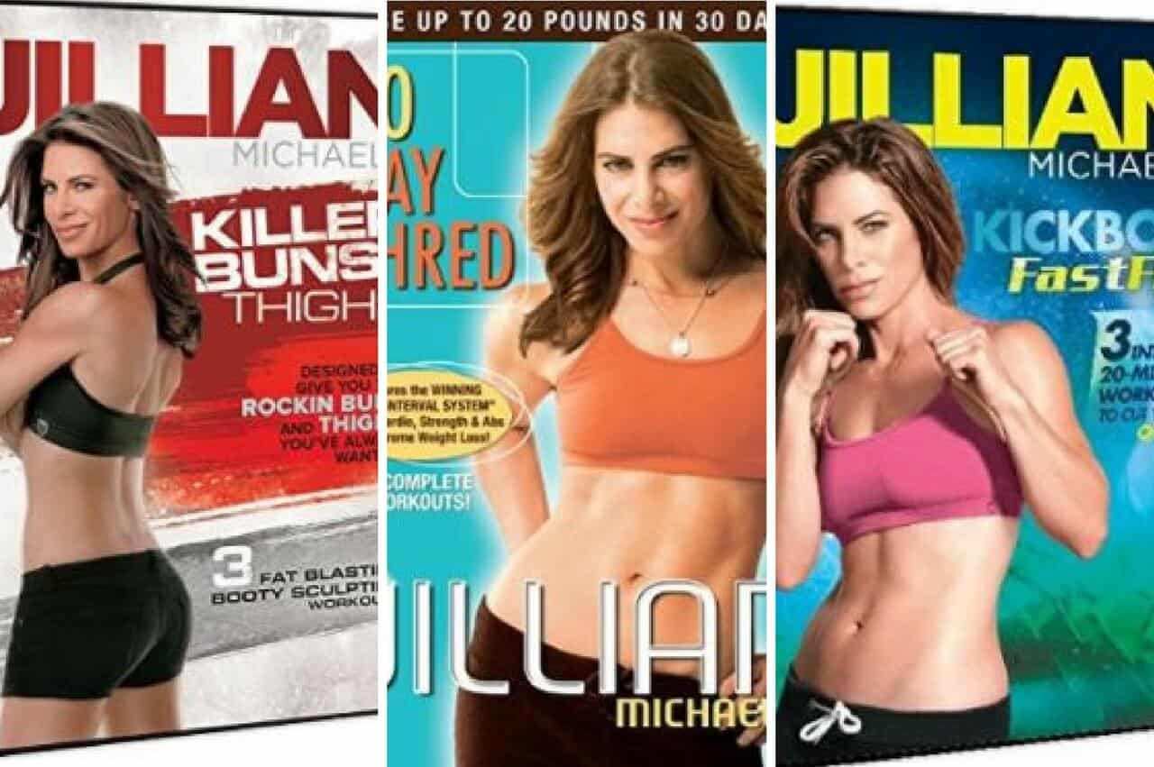 BEST JILLIAN MICHAELS WORKOUT DVDs TO GET YOU SHREDDED
