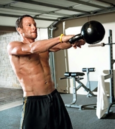 Lance Armstrong Kettlebell