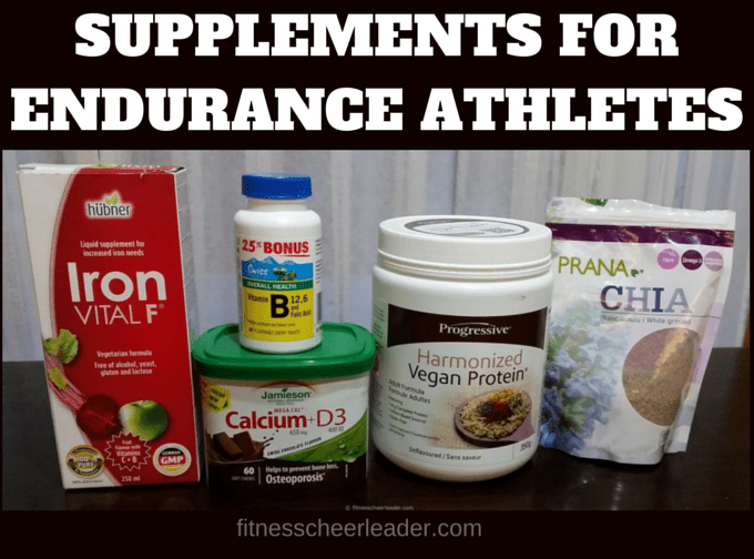 Supplements for Endurance Athletes (1)