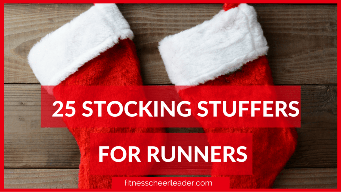 25 stocking stuffers for runners