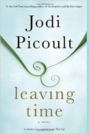 Books to read: Leaving Time by Jodi Picoult