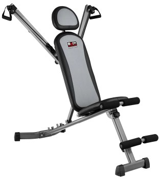 number seven rated home gym