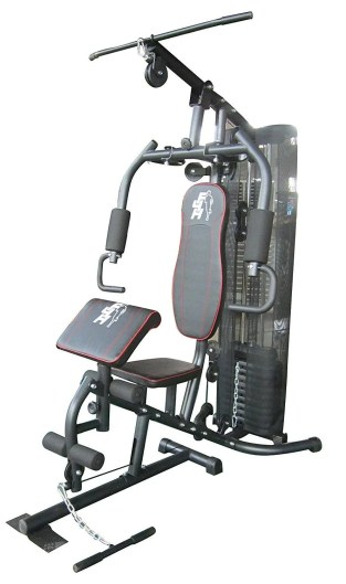 number eight rated home gym