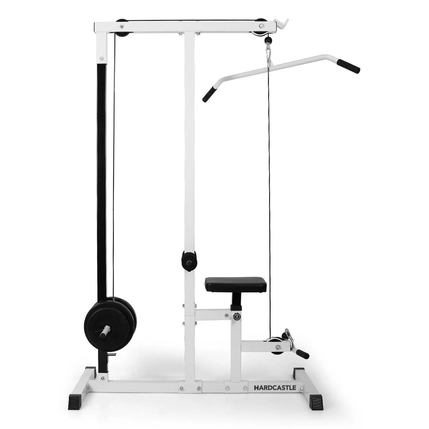 Hardcastle Home Pulldown Multi Gym side view