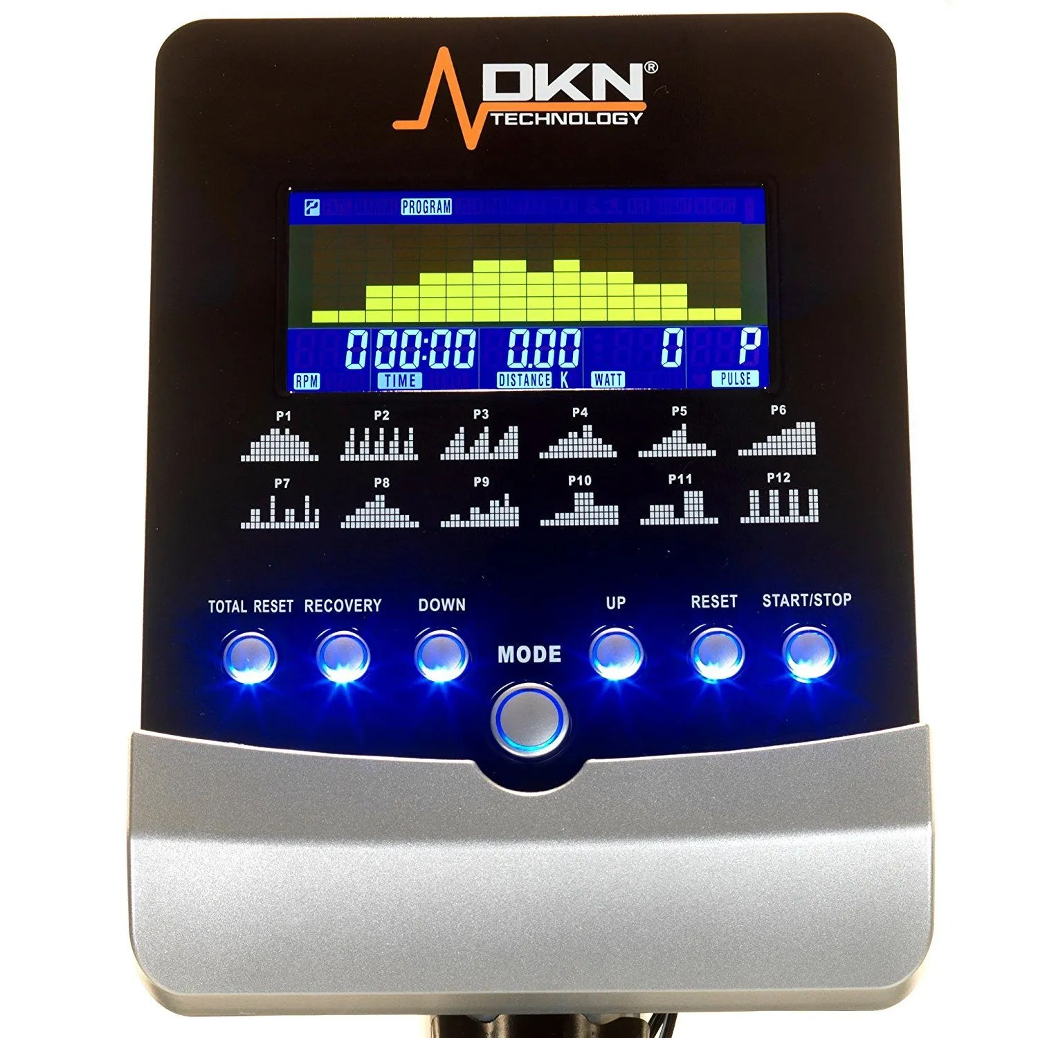 DKN AM-E Exercise Bike Console