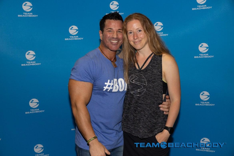 Sagi Kalev et Chantal Lavigne Fitness et moi