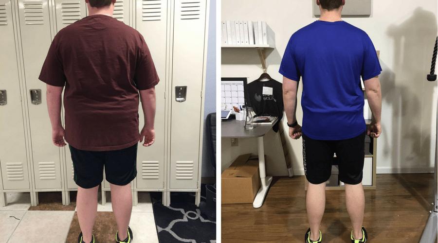 lose body fat gain strength