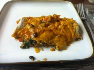 vegan enchilada recipe